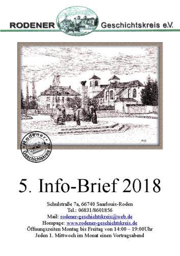 5. Info-Brief 2018