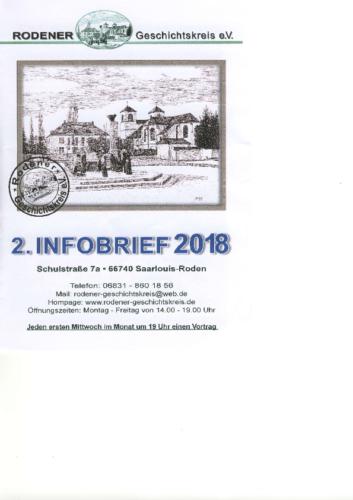 2. Info-Brief 2018