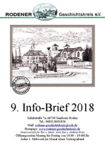 9. Info-Brief 2018