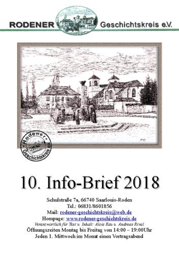 10. Info-Brief 2018