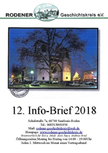 12. Info-Brief 2018
