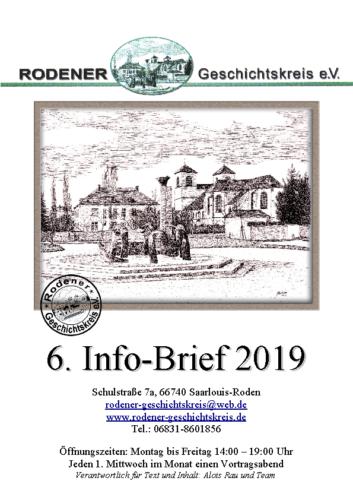 Info-Brief 06-2019