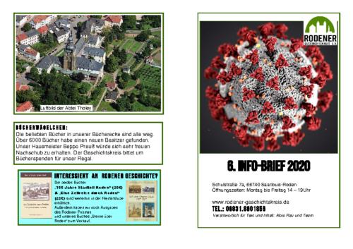 Info-Brief 06-2020