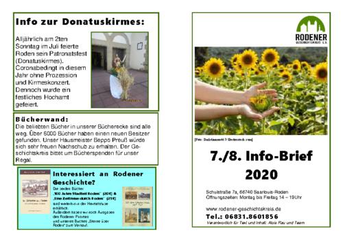 Info-Brief 07-2020