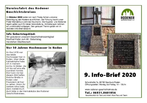 Info-Brief 09-2020