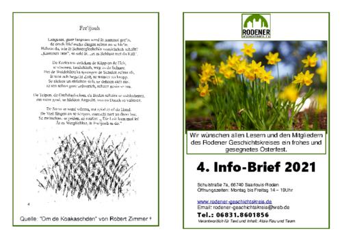 Info-Brief 04-2021
