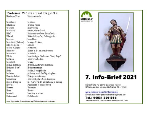 Info-Brief 07-2021